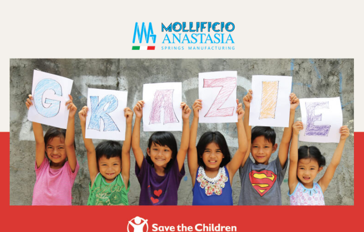 Mollificio Anastasia - Save the Children