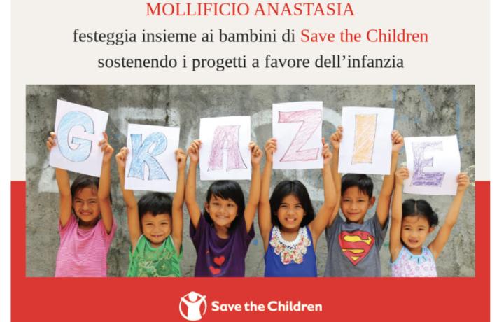 Mollificio Anastasia - Save the Children