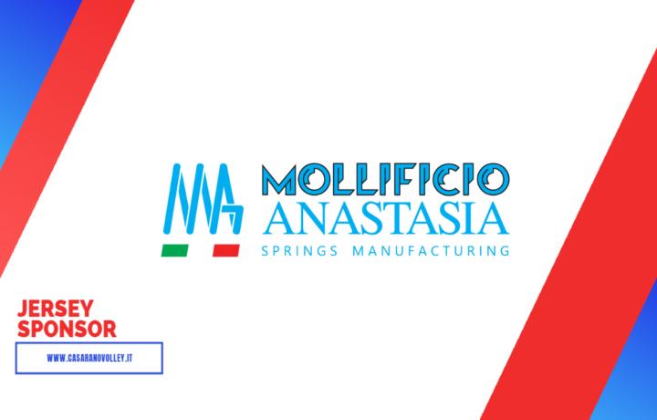 Mollificio Anastasia - Casarano Volley